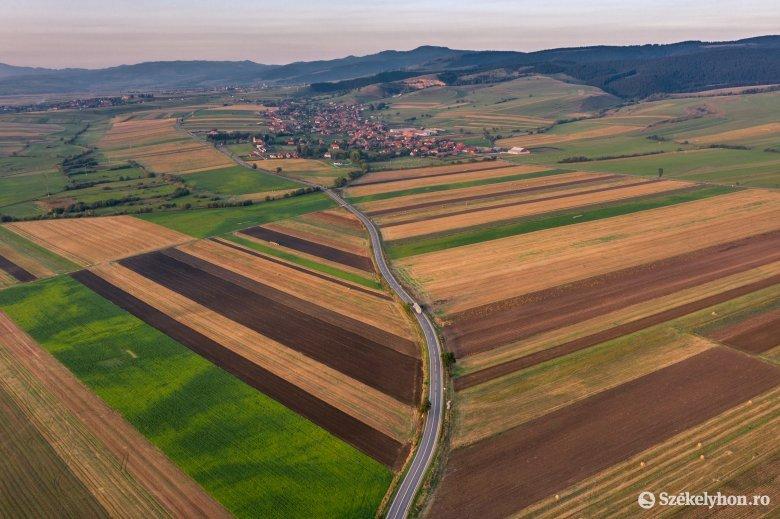 Öntözőrendszerek kiépítésével segítenék a csíki gazdákat