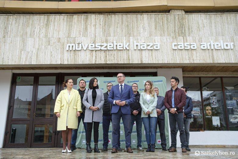 Bors Bélát és Sógor Enikőt jelölik alpolgármesternek