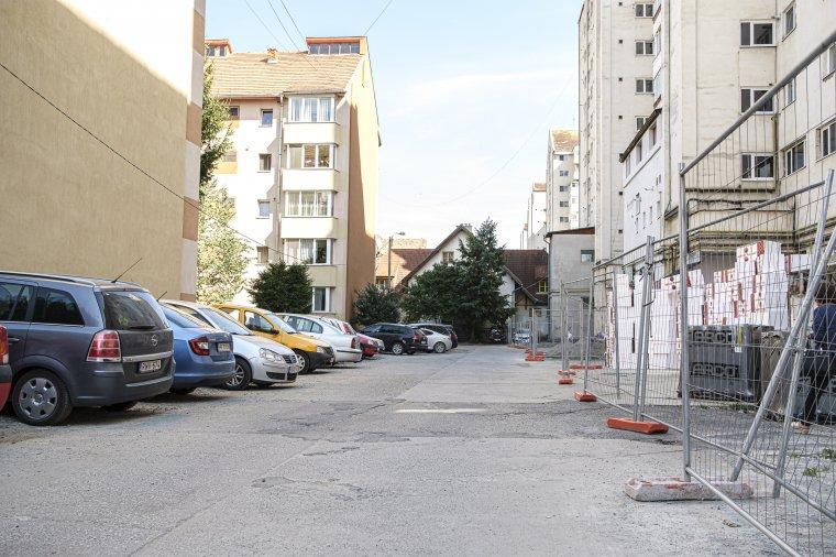 Futó- és sportpálya is helyet kap a még rendezetlen lakótelepen