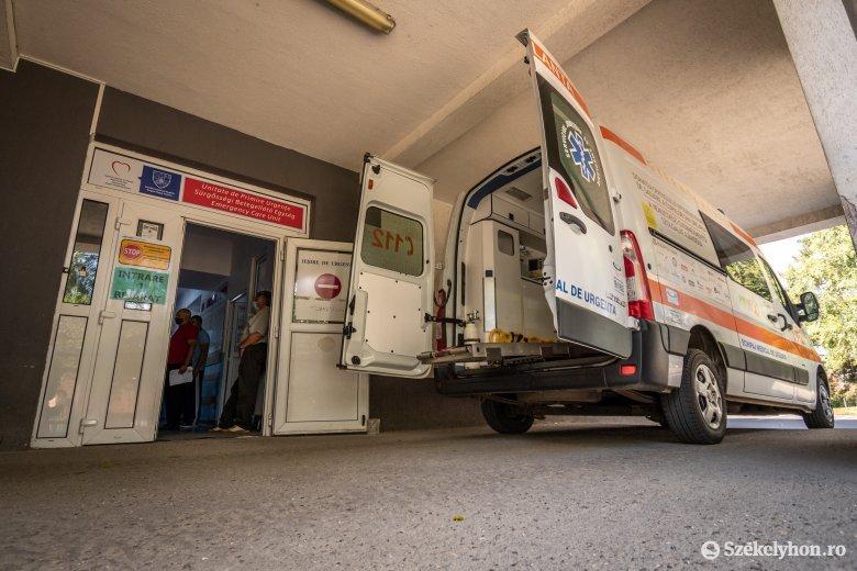 Meghosszabbodott a várakozási idő a csíkszeredai kórház sürgősségi osztályán