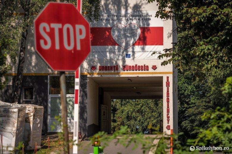 A csíkszeredai kórház 180 alkalmazottja fertőződött meg eddig a koronavírussal