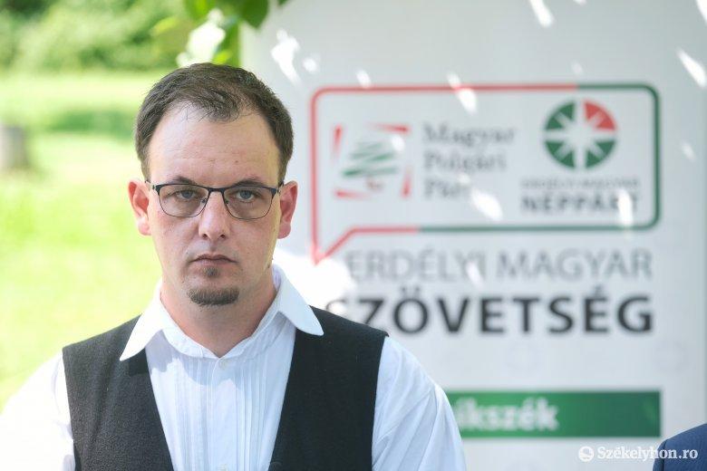 Ismét megpályázza Csíkszereda polgármesteri székét Tőke Ervin