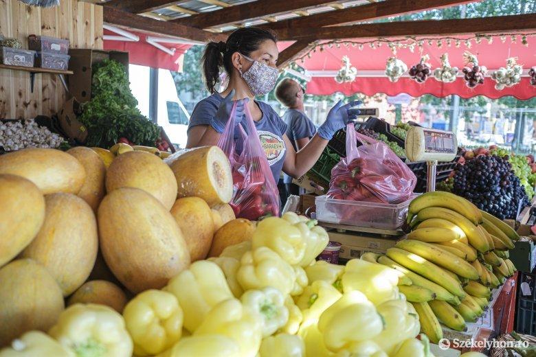 Versenytanács: csaknem 20 százalékkal drágultak az élelmiszerek a járvány kezdete óta