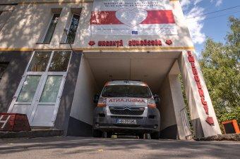 Már fél évszázada, hogy megépítették a csíkszeredai kórházat a Nagy Laji dombján