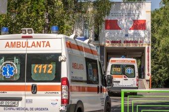 A csíkszeredai megyei kórház 180 alkalmazottja kapta el a koronavírust, 66-an az elmúlt két hétben