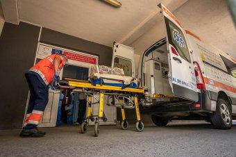 Így fogadják ezentúl a betegeket a csíkszeredai kórházban