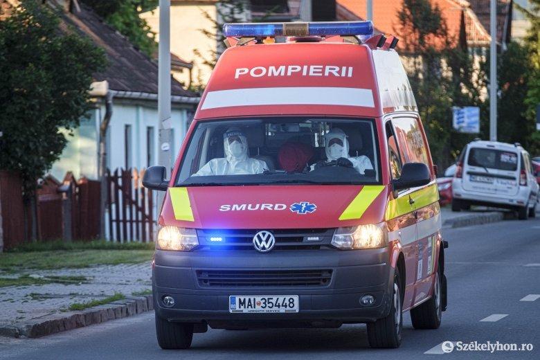 Újabb két koronavírus-fertőzéssel összefüggésbe hozható haláleset történt Hargita megyében