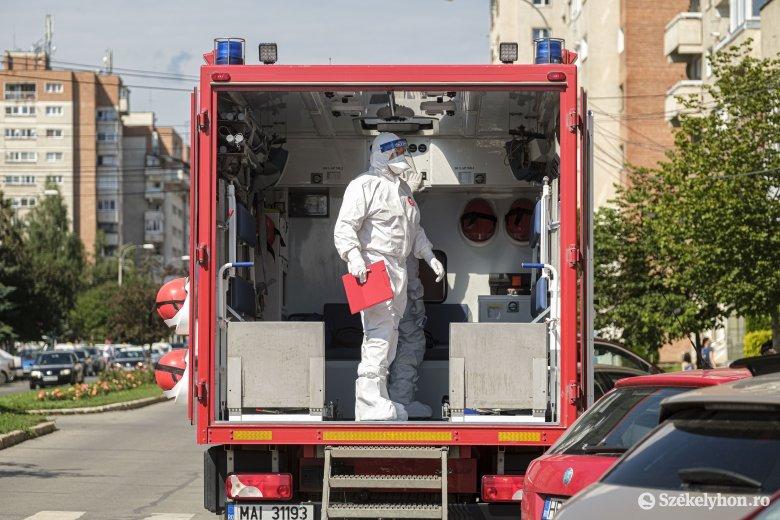21 ezer teszt, 1151 fertőzött az elmúlt 24 óra mérlege