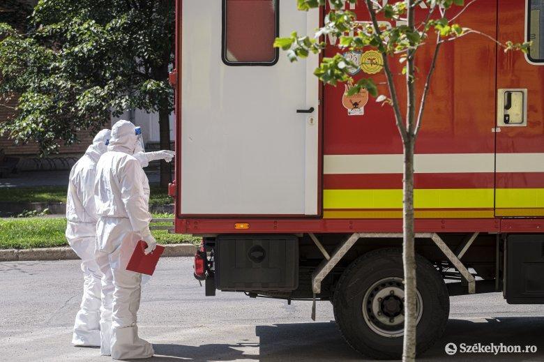 Ismét ezer fölött az egy nap alatt azonosított fertőzöttek száma
