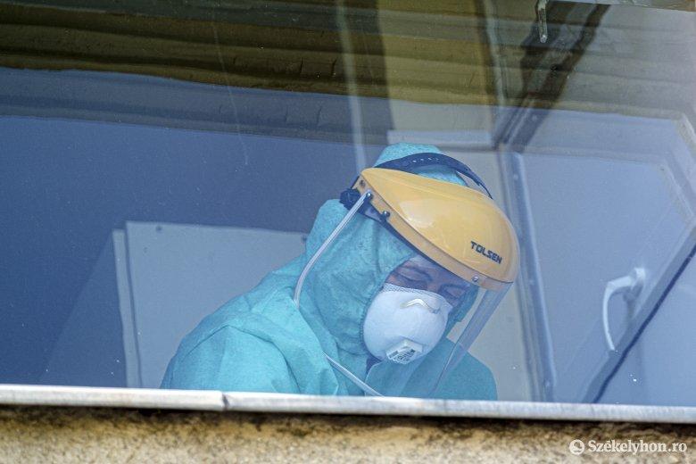 Hét újabb fertőzött Hargita megyében