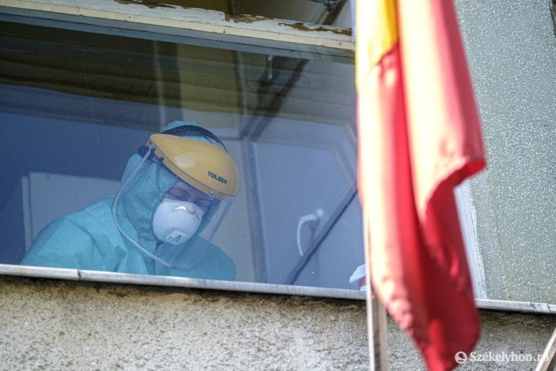Több új eset mint gyógyult Hargita megyében