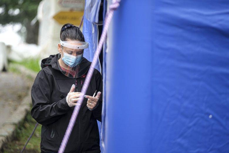 Tíz új fertőzött Hargita megyében