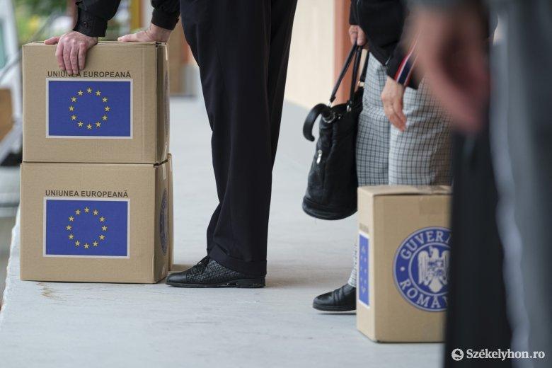 Bővült a higiéniai segélycsomagokra jogosultak listája Csíkszeredában