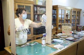 A világjárvány emlékeinek megőrzésére is összpontosít a Csíki Székely Múzeum