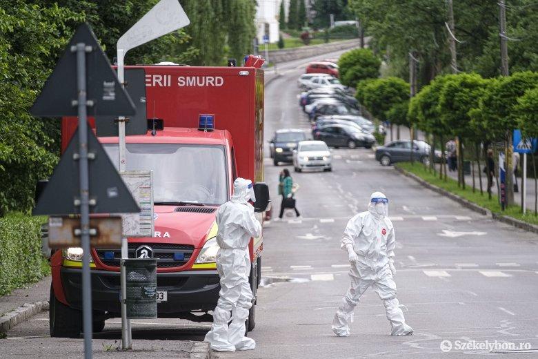 Akárcsak országosan, Hargita megyében is jelentősen növekedett az igazolt fertőzések száma