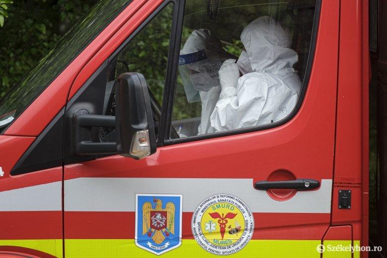 Három új koronavírus-fertőzést igazoltak szerdán Hargita megyében