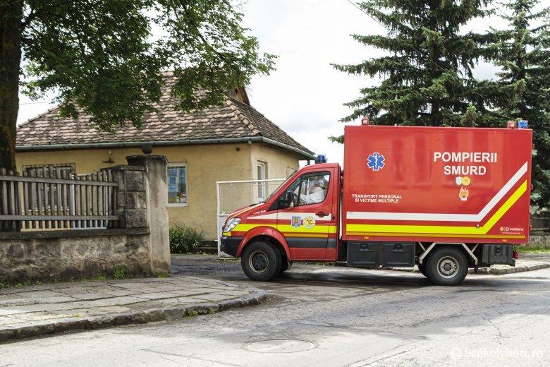 Hétvégére megugrott a fertőzöttek száma Hargita megyében, életet is követelt a járvány