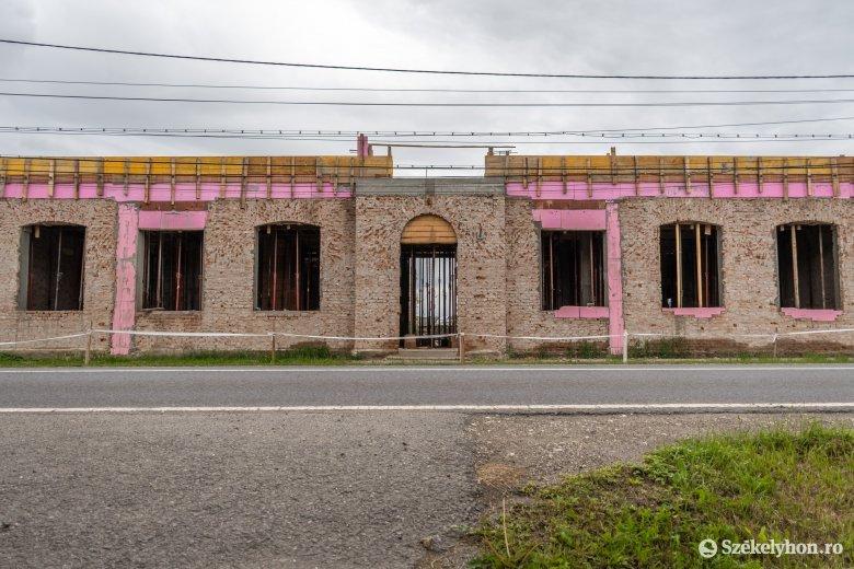 Községháza lesz az egykori iskolaépületből Madéfalván