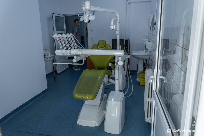 Szünetel a fogászati tevékenység a csíkszeredai kórháznál