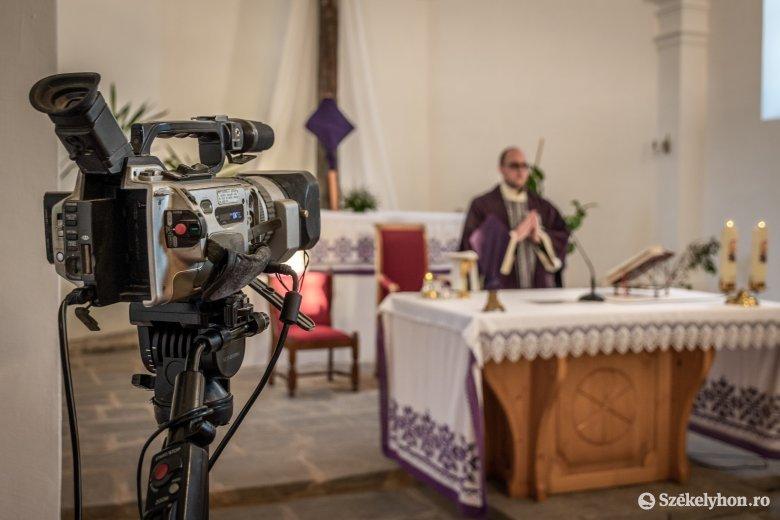 Így változott meg a székelyföldi papi szolgálat a koronavírus-járvány idején