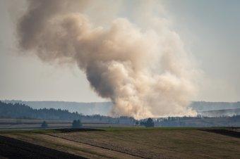 Négy esethez riasztották a hétvégén a Hargita megyei tűzoltókat