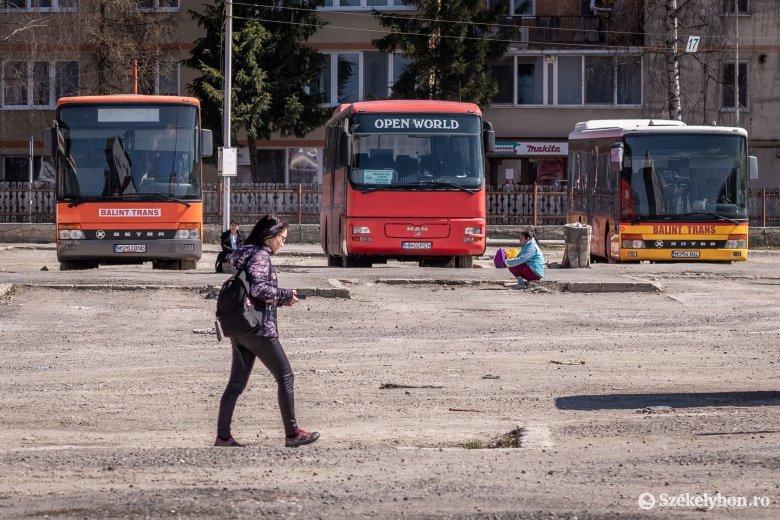 Továbbra is visszafogott üzemmódban működnek a helyközi buszjáratok
