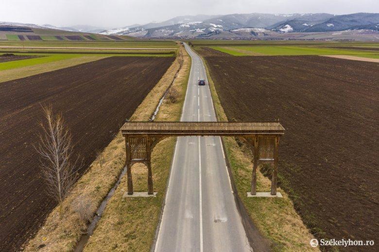 Március végén elkezdhetik a nyári karbantartást a megyei utakon
