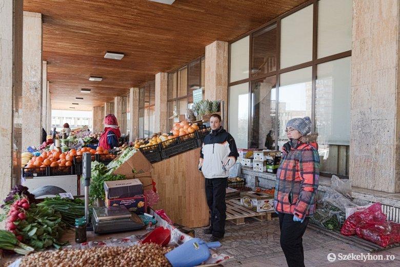 Újszerű megoldások Csíkszeredában az élelmiszer-ellátásra