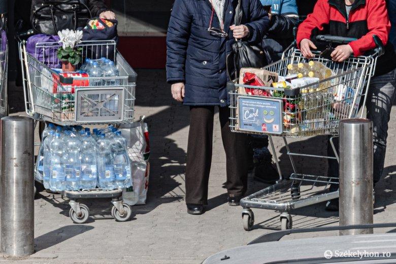 Kettős növekedés: többet vásároltunk, többet is fizettünk az élelmiszerekért