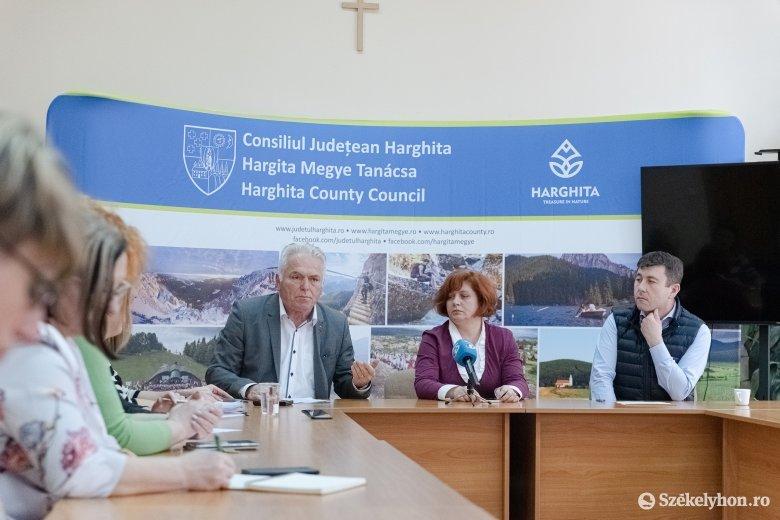 Felkészültek a vírus esetleges megjelenésére Hargita megyében