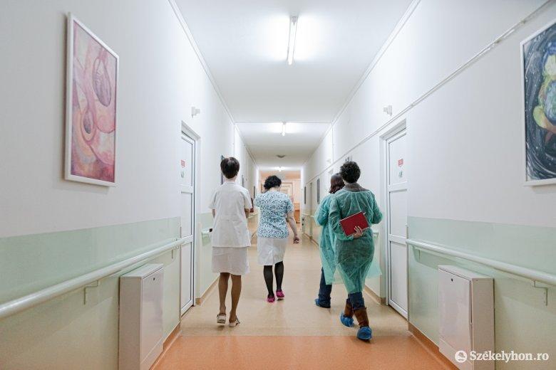 Felkészülten várják a szülni készülő kismamákat a csíkszeredai kórházban
