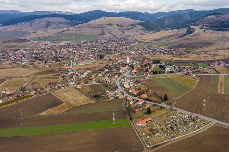 Csend honol a csíki falvakban