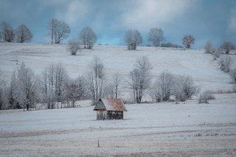 Havazásra kell számítani a magasabban fekvő térségekben