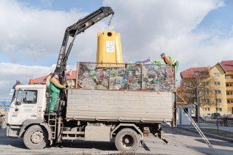"""A hulladékgazdálkodást """"az ág is húzza"""": megnehezíti a szelektív gyűjtést a hiányos feldolgozóipar"""