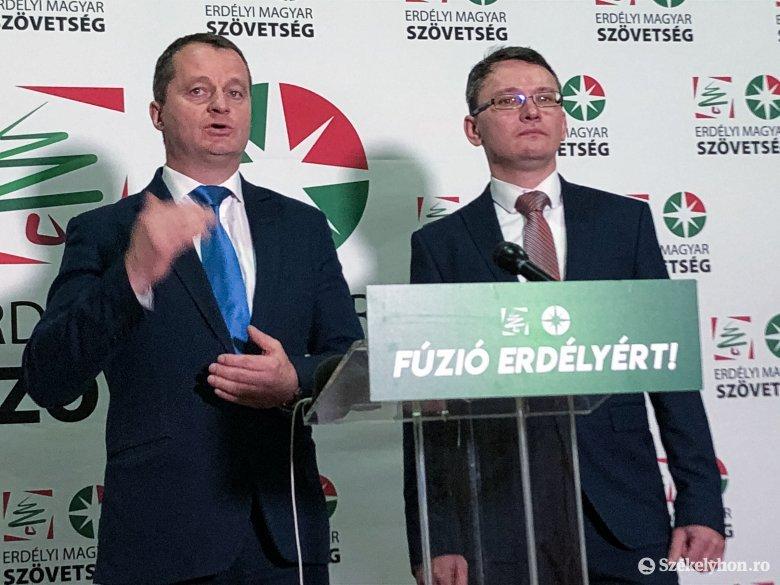 Erdélyi Magyar Szövetség néven egyesül az EMNP és az MPP