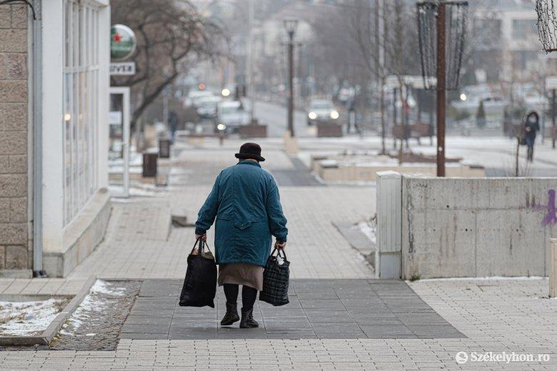 Segítség a csíkszeredai időseknek