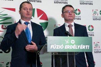 Csomortányi István, az Erdélyi Magyar Néppárt elnöke: alternatíva kell a román pártokra szavazó magyaroknak