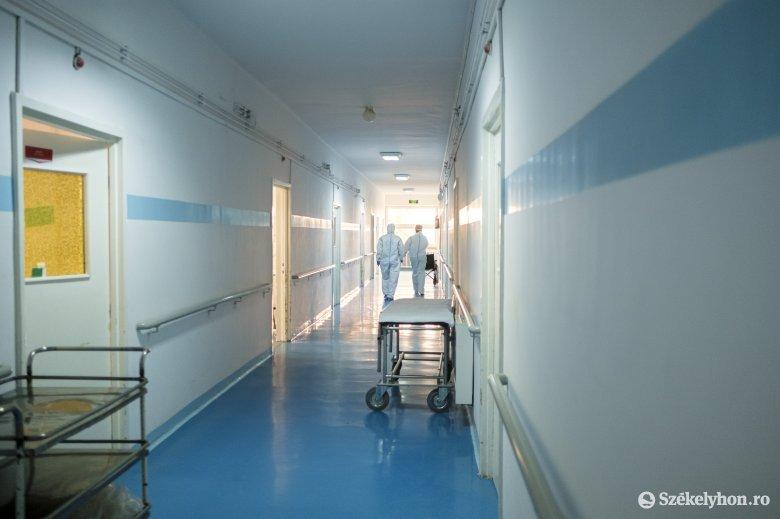 Továbbra is sok fertőzött szorul intenzív terápiás kezelésre országszerte