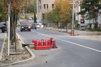 Korodi: húszezer négyzetméteren terítettek le aszfaltszőnyeget idén Csíkszeredában
