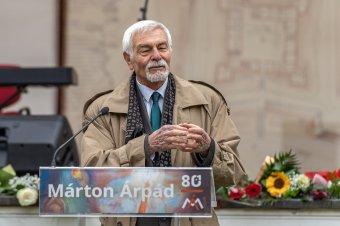 Márton Árpád rendhagyó jubileumi tárlata: 80+1
