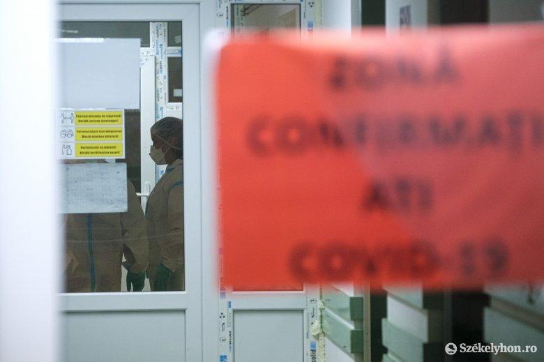 Országos járványnapló: közel hétezer új eset 24 óra alatt
