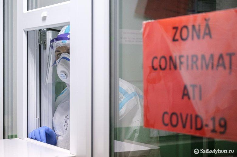Országszerte húsz szabad ágy sincs a fertőzötteknek szánt intenzív osztályokon