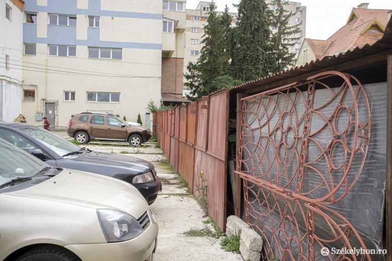Nincs elég pénze Csíkszeredának a Nagy István festő utca felújítására