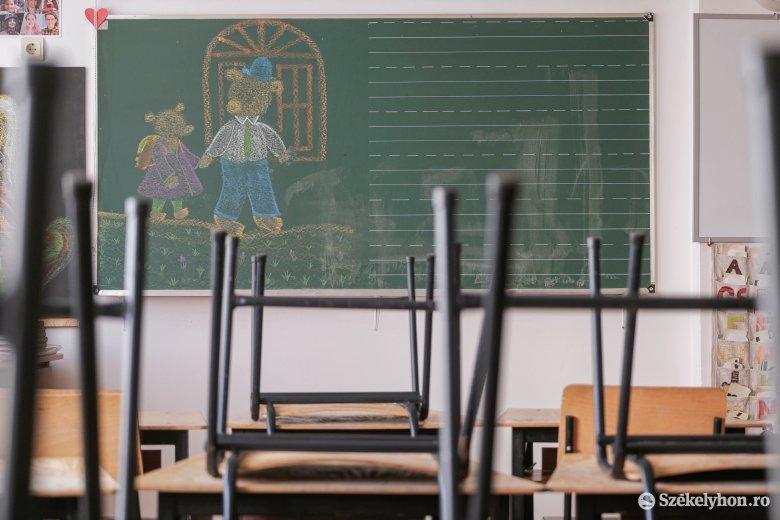 Ukrajna bekeményít: felfüggesztik az oltatlan pedagógusok munkaviszonyát