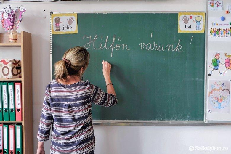 Ennyi diákról és tanárról derült ki eddig, hogy elkapták a fertőzést