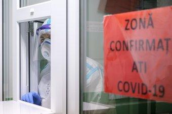 Alig van már szabad ágy a fertőzötteknek az intenzíven