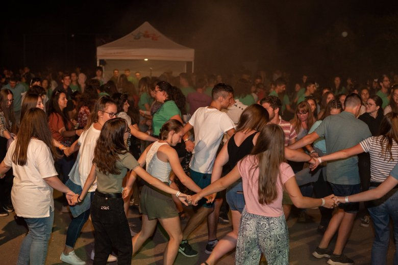 Közel négyszáz fiatal a Csíksomlyói Ifjúsági Találkozón