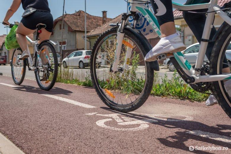 Meghosszabbították a kerékpáros útvonalak feltérképezésének a határidejét