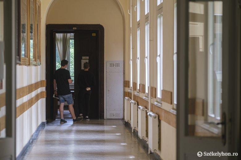 Az érettségizők fele megbukott Hargita megyében
