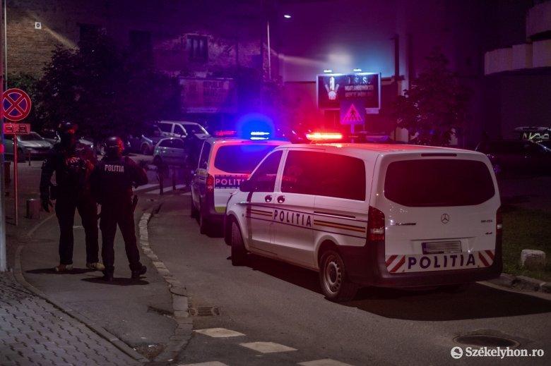 Letartóztatták a kábítószer-kereskedelemmel gyanúsított férfit, akire pénteken csaptak le a rendőrök Csíkszeredában